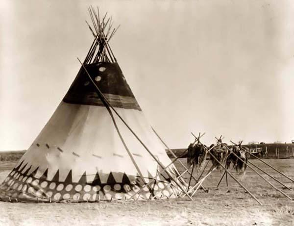 Indian-Tepee