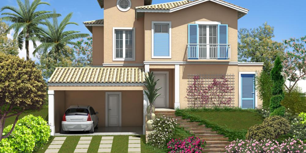 Inmobiliaria lanza primer proyecto de casas personalizadas for Inmobiliaria 3 casas