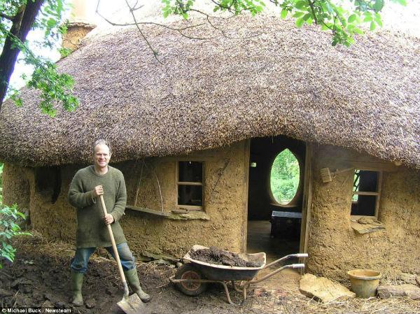 Construcci n de una casa por solo 250 d lares goplaceit - Construccion de una casa ...