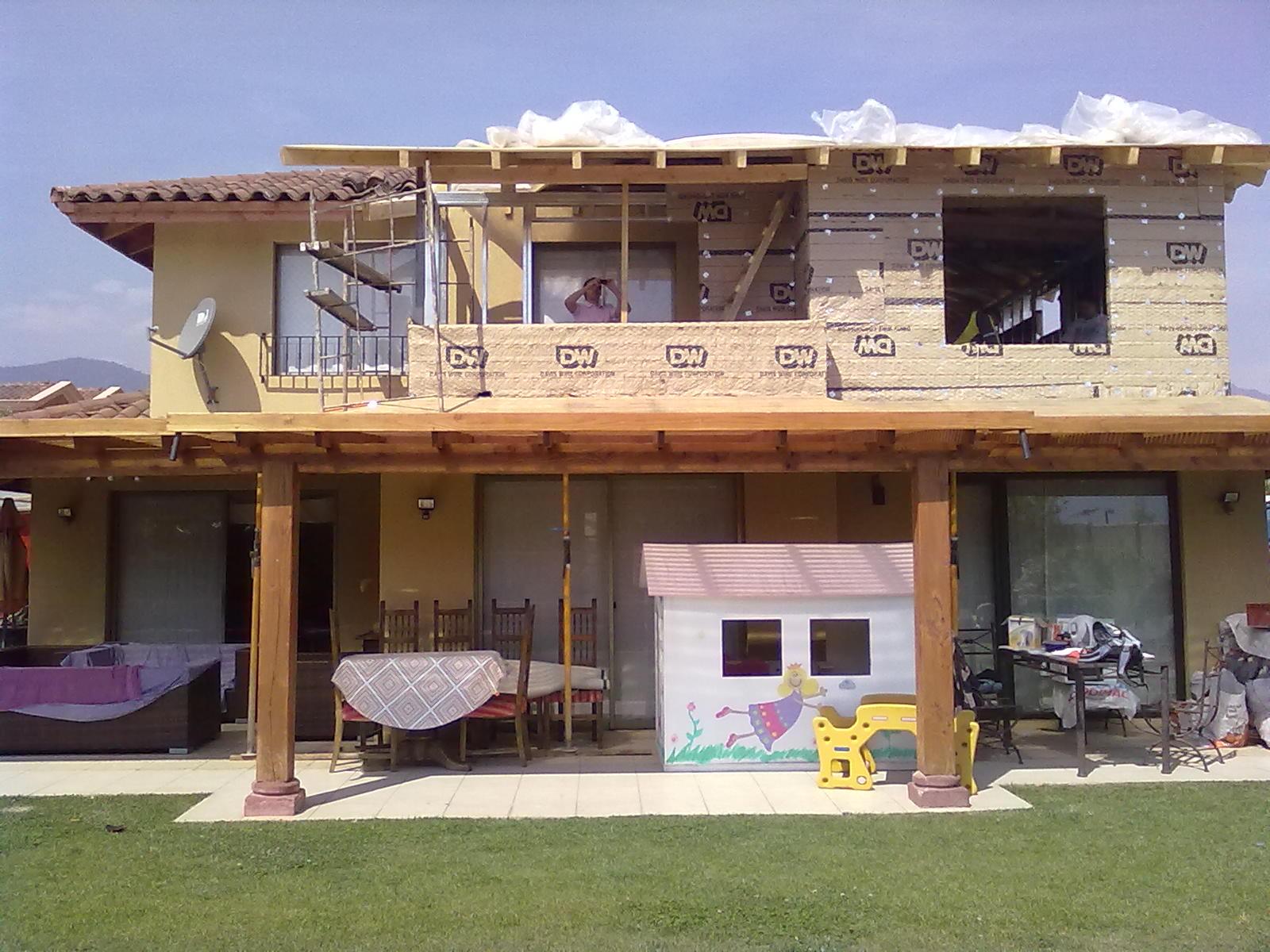 Est s pensando en hacer una ampliaci n goplaceit for Casas segundo piso de madera