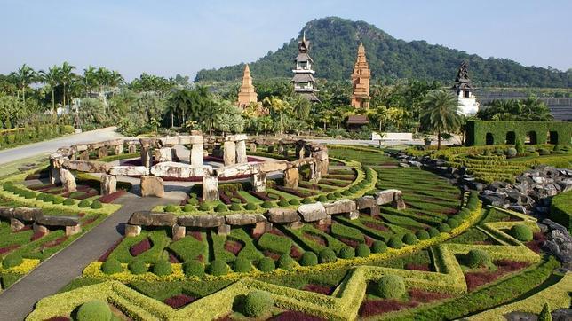 Estos son los siete jardines m s hermosos del mundo for Los jardines del califa