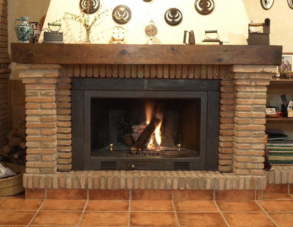 Opciones para combatir el fr o los tipos de calefacci n - Calefaccion por chimenea ...