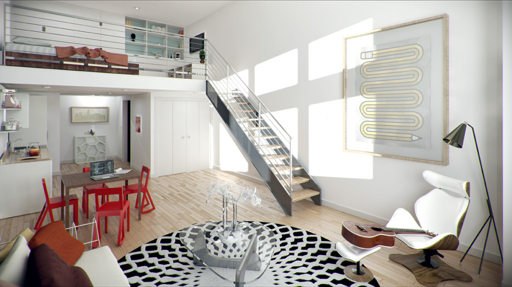 Loft Apartments In Pa