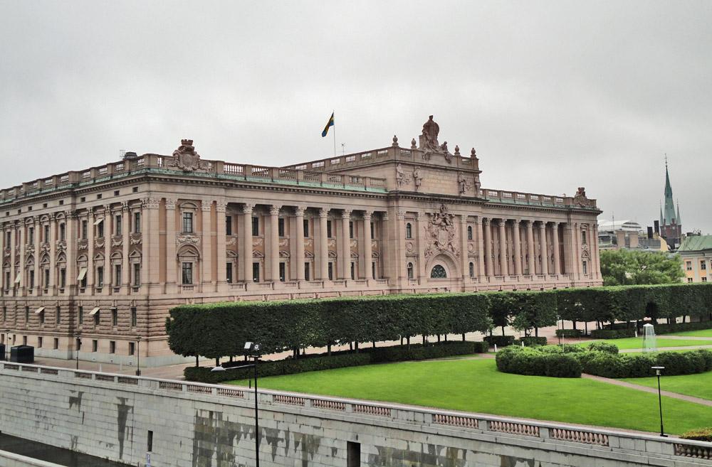 Edificio Riksdag