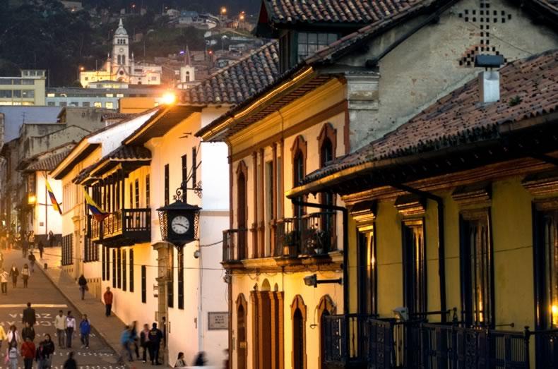 La localidad de La Candelaria