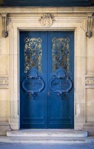 Louvre-door-Paris.