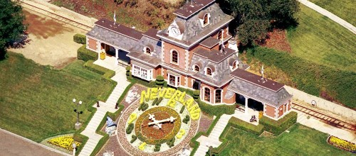 Michael Jackson Neverland Home