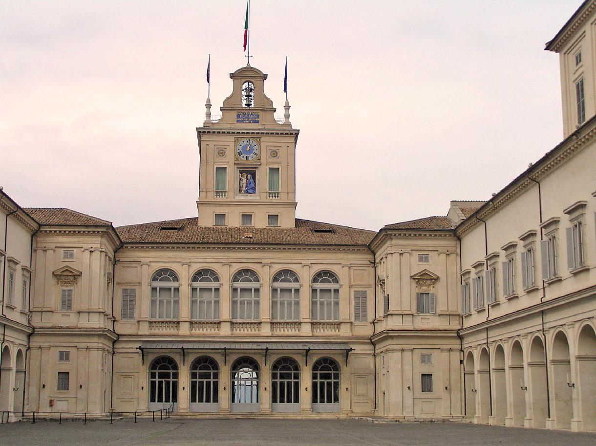 Palacio Quirinale