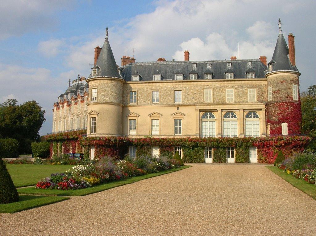 Palacio de Rambouillet