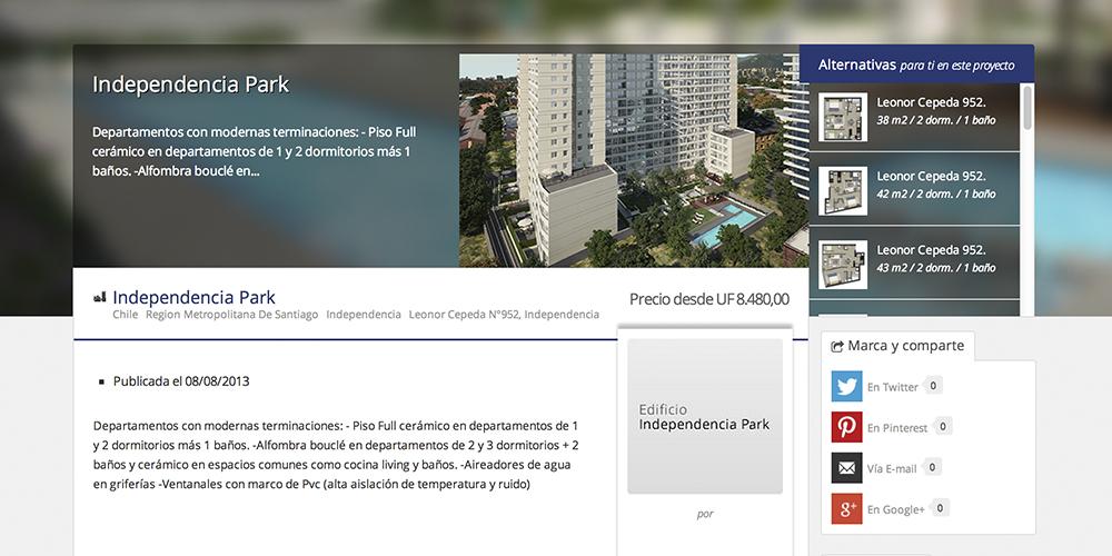 Proyecto Independencia Park