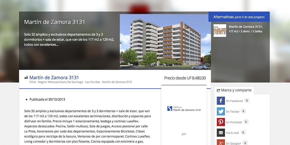 Proyecto Martiìn de Zamora 3131