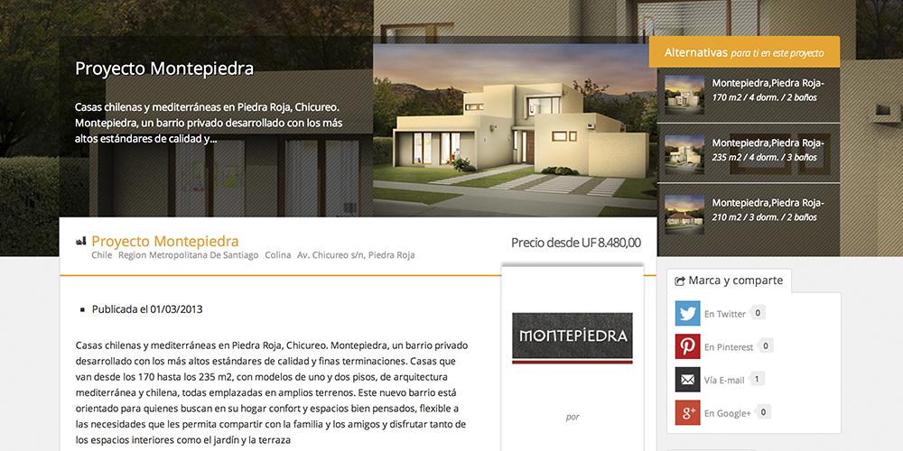 Proyecto Montepiedra