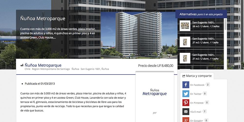 Proyecto NŞunŞoa Metroparque