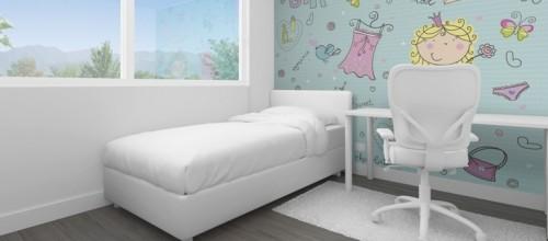 Dormitorio Infantil de Aguas Claras IManquehue 2
