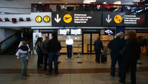 Aeropuerto Arturo Merino Benítez vuelve a la normalidad