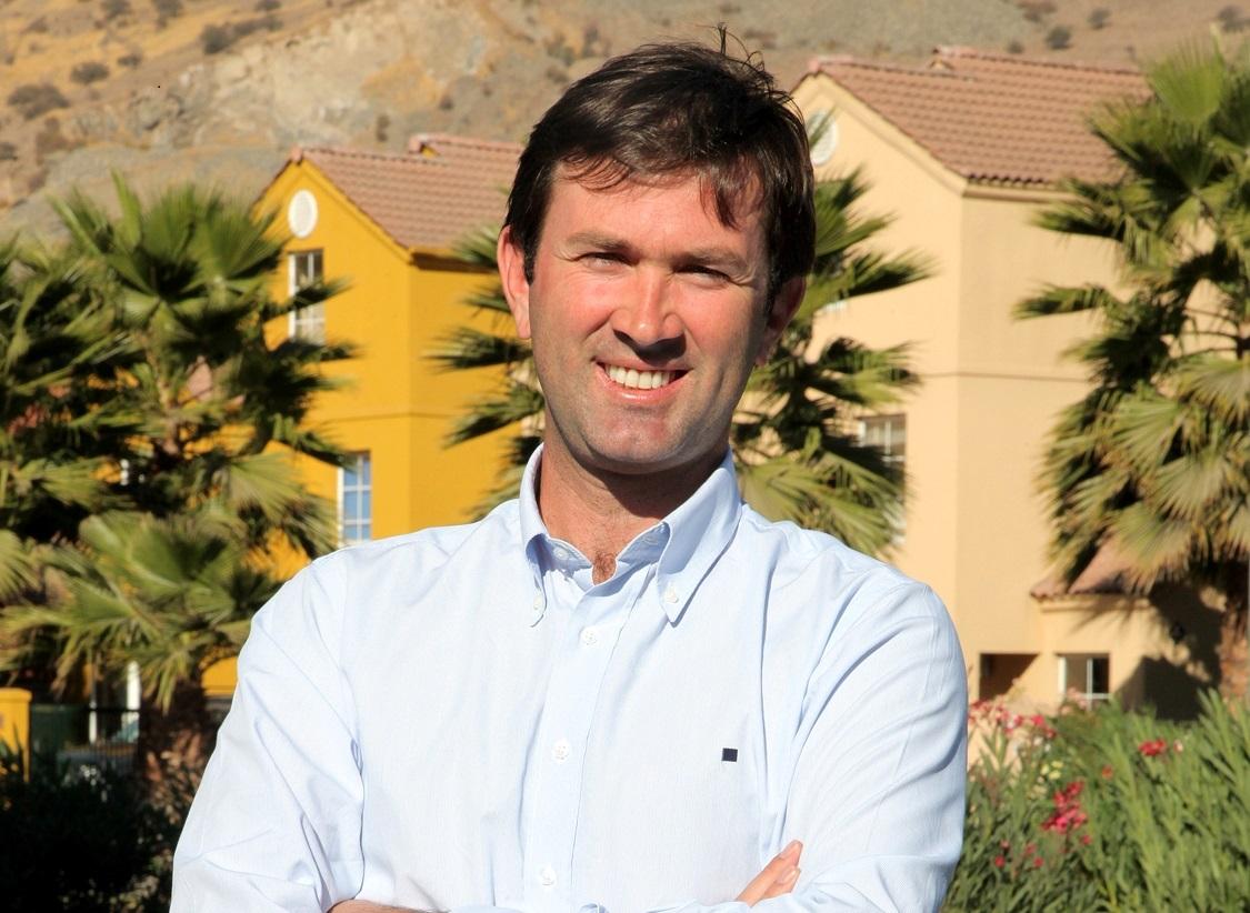 José Miguel Guzmán, gerente general de Inmobiliaria Lo Campino 2