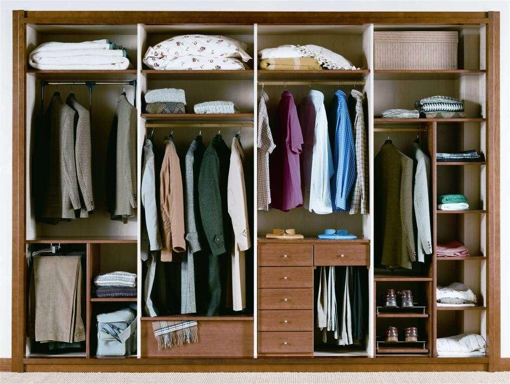 18 formas geniales de organizar tu armario y cajones