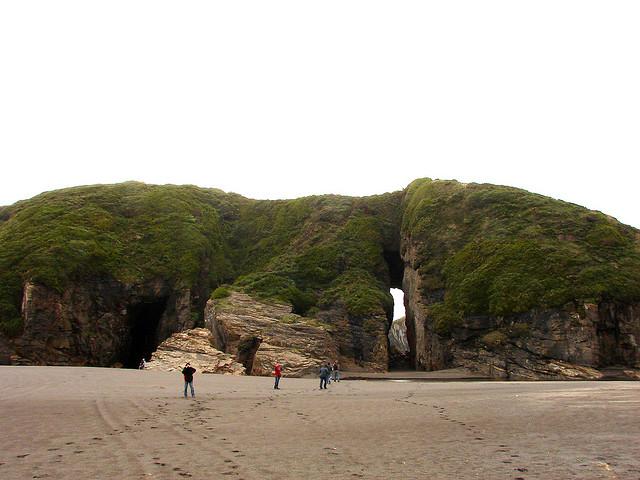 Arriendos en la playa - Iglesia de Piedra