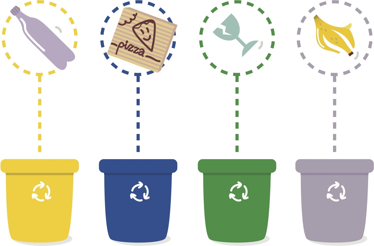Averigua d nde se encuentran los puntos limpios en las for Reciclar muebles de la basura