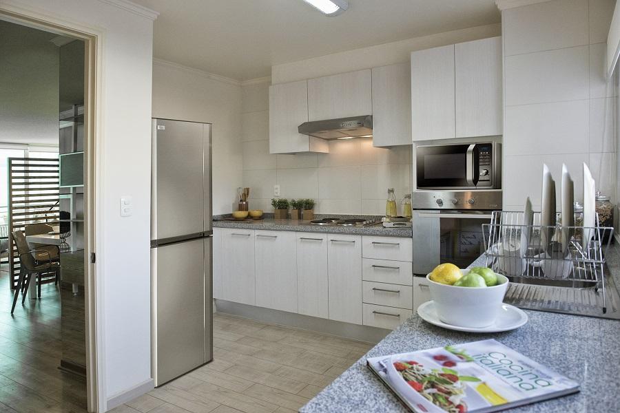 Crill n presenta edificios del parque mi primer for Muebles de cocina departamento