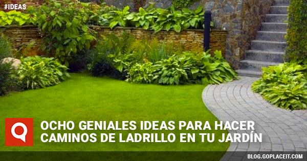 Ideas para hacer un jardin best como hacer un jardn con - Ideas para hacer un jardin ...