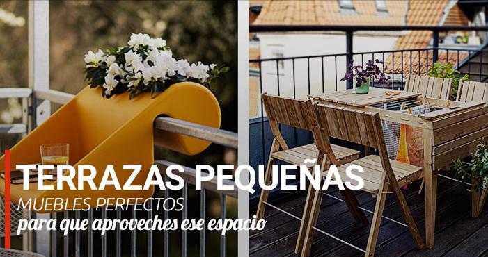 Muebles perfectos para terrazas miniatura goplaceit for Amazon muebles terraza