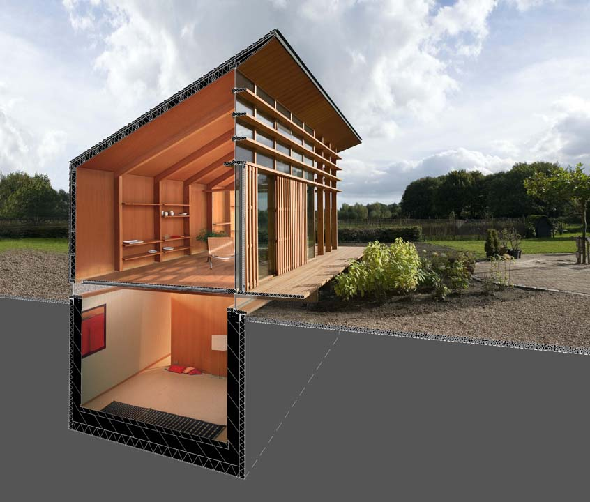 encuentra la mejor vivienda econ mica sustentable de chile goplaceit. Black Bedroom Furniture Sets. Home Design Ideas