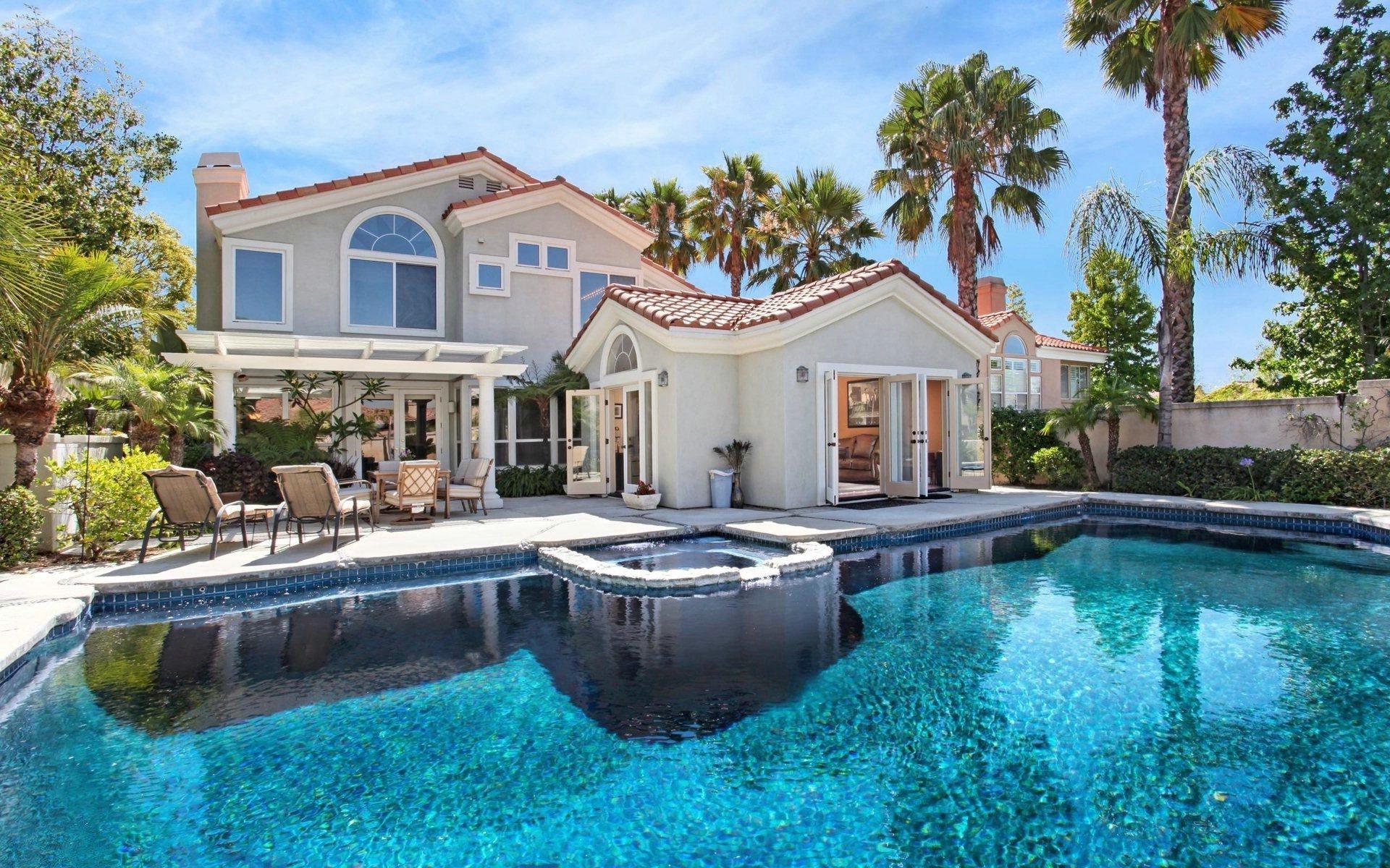 big mansion houses with pools. Black Bedroom Furniture Sets. Home Design Ideas