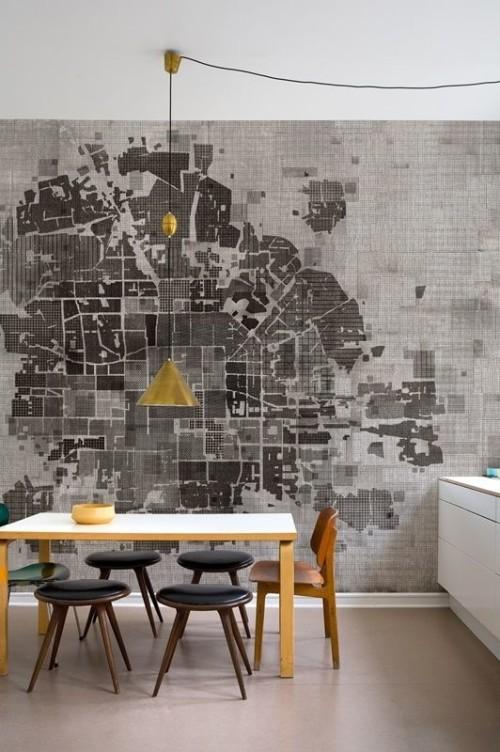 18 Muros Con Intención Para Decorar Tu Casa Goplaceit