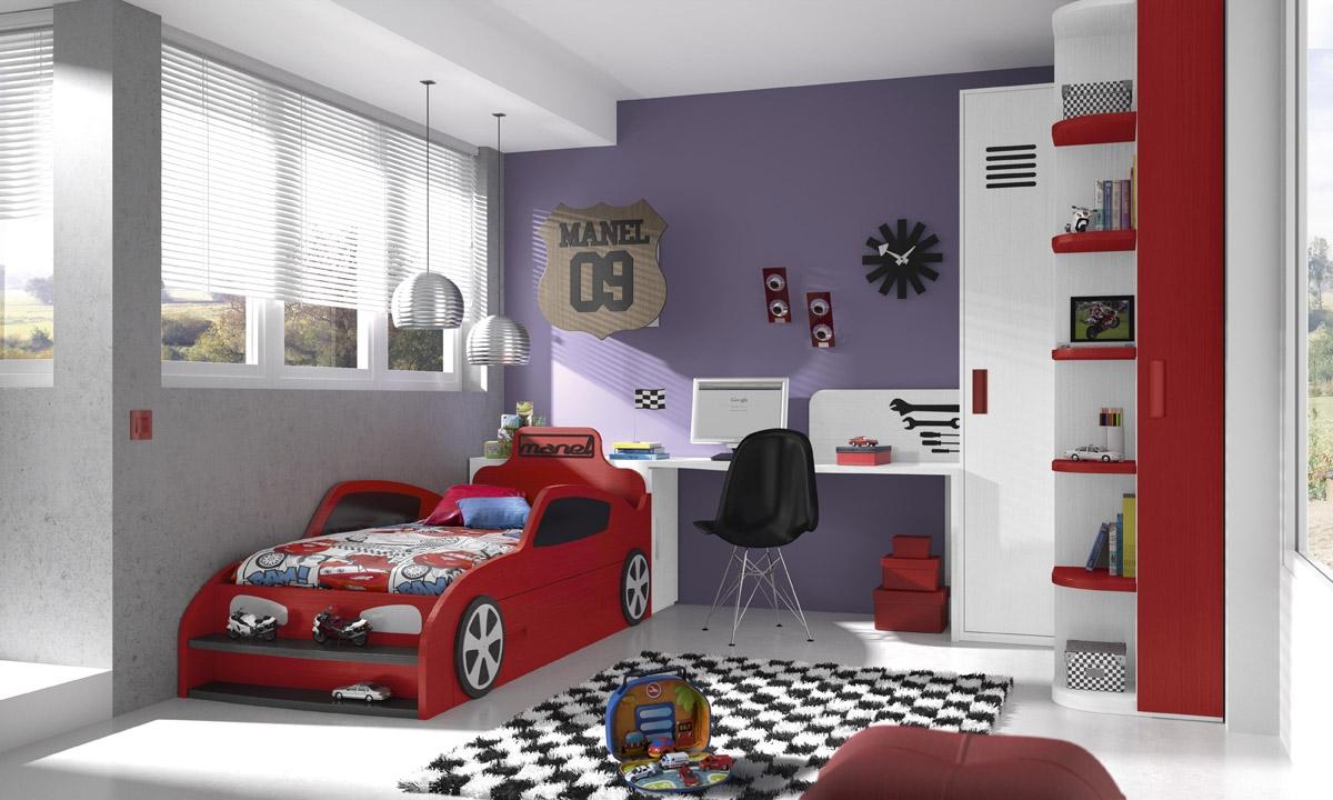 10 ideas creativas de habitaciones para ni os goplaceit - Habitaciones infantiles nino ...