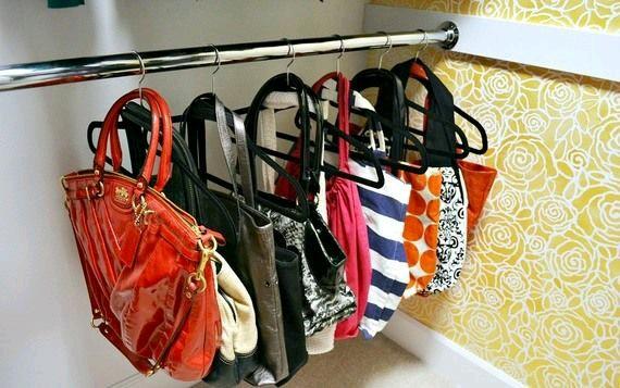 Especial Mujeres 17 Ideas Para Organizar Tus Bolsos